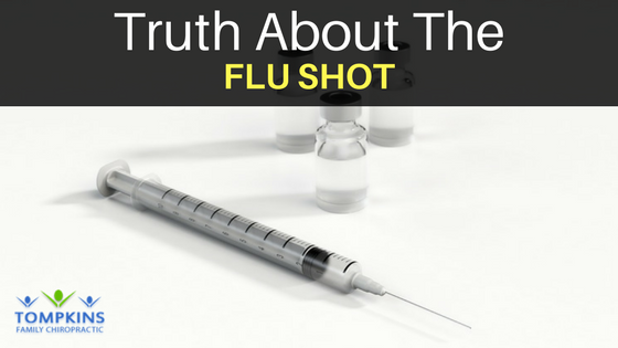 Truth About The Flu Shot | Tucson Chiropractor