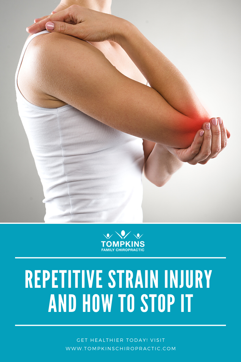 What is Repetitive Strain Injury and How to Stop It